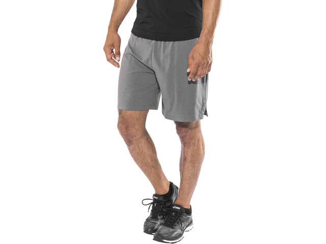 asics 2-N-1 7In - Pantalones cortos running Hombre - gris